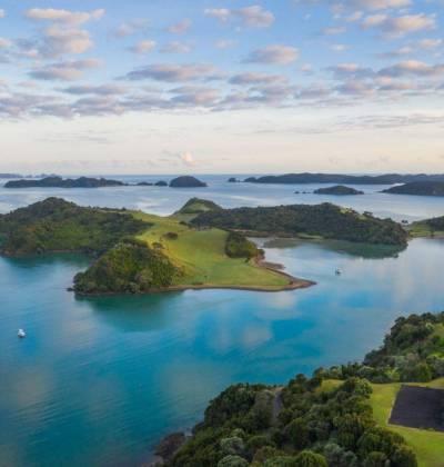 Paroa Bay, Bay of islands outlook